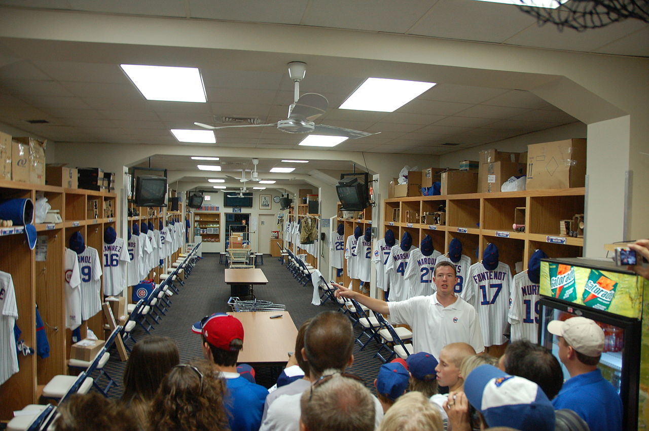 Chicago Locker Room By Lids Lincolnwood Il