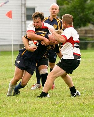 Rugby union in the United States - Flint Rogues vs. Michigan RFC