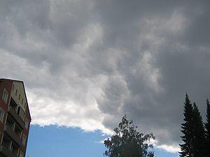 不透明層積雲