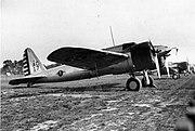 Curtiss Y1A-18
