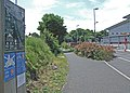 Cycleway access - geograph.org.uk - 860459.jpg