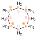 Cyclic-phosphinoborane-tetramer-resonance-4-colour.png