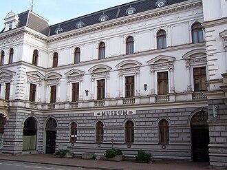 Muzeum Těšínska - Main building of the Muzeum Těšínska