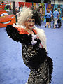 D23 Expo 2011 - Cruella De Vil from 101 Dalmations (6064388974).jpg
