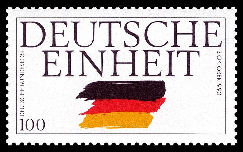 Datei:DBP 1990 1478 Deutsche Einheit.jpg