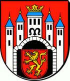 Coat of arms of the city of Hann.  Münden