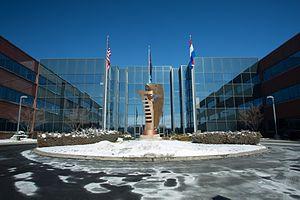 DLL Group - American headquarters in Wayne, U.S.A.