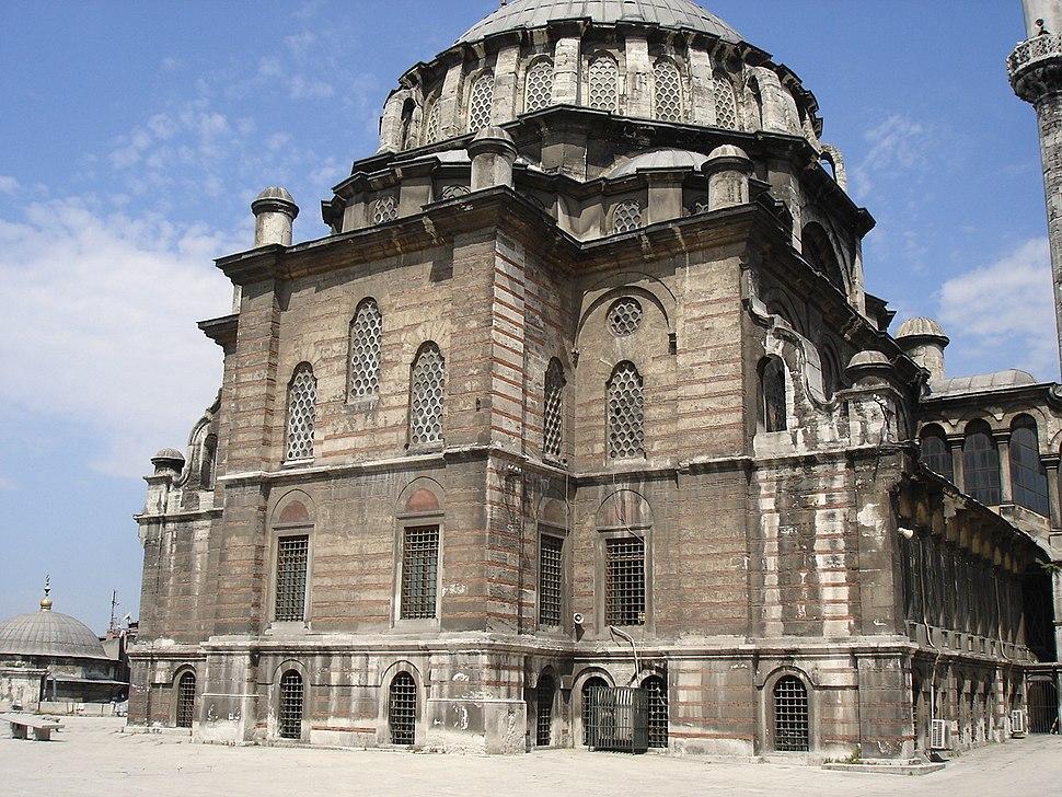 DSC04489 Istanbul - Laleli camii - Foto G. Dall%27Orto 29-5-2006