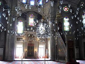 Laleli Mosque - Image: DSC04495 Istanbul Laleli camii Foto G. Dall'Orto 29 5 2006