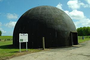 RAF Langham - Image: DSC 0336 langham dome