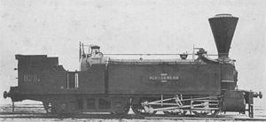 The Southern Railway steam locomotive series 26