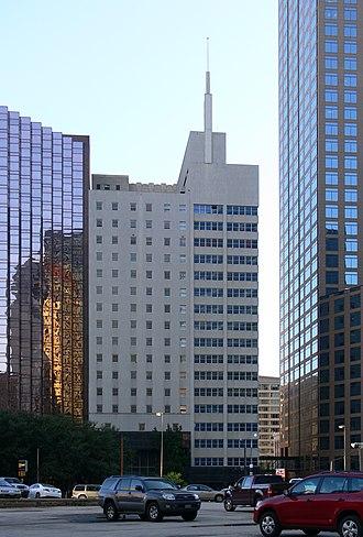 Corrigan Tower - Image: Dallas 1500 Pacific Ave