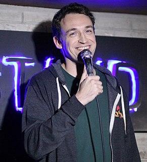 Dan Soder American comedian