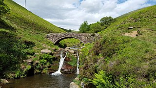 Dane Valley Way Long-distance footpath in England