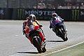 Dani Pedrosa and Jorge Lorenzo 2014 Le Mans.jpeg