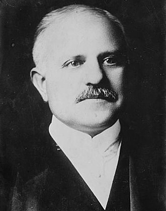 Daniel Guggenheim - Daniel Guggenheim, 1910