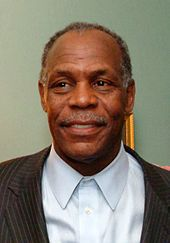 A smiling Danny Glover