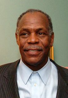 O actor y director estatounitense Danny Glover, en una imachen de 2008.