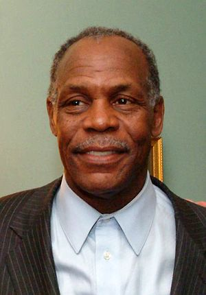 300px Danny Glover portrait%2C January 14%2C 2008 Actor Danny Glover:  Second Amendment Written to Strengthen Slavery, Take Land From Native Americans