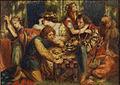 Dante Gabriel Rossetti - Hesterna Rosa (1865).jpg