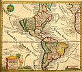 Das Brittische Reich in America, sammt dem eroberten Canada, mit denen wichtigen Inseln Gadaloupe, Martinique und andern See-Plätzen, oder, Kurzgefasste Beschreibung der engländischen Pflanzstädte, (14779116081).jpg