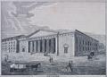 Das Casino, Detail aus Henry Abbott, Elberfeld im Grundriß und mit seinen vorzüglichsten Gebäuden, 1828.png