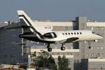 Dassault Falcon 50, CABI Airlines JP7634365.jpg