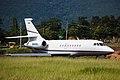 Dassualt Falcon 2000 N955SL (8476007347).jpg