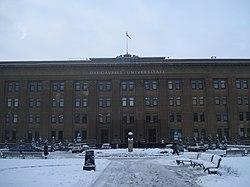 Die universiteit van daugavpils