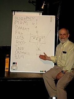 David Bordwell American film historian