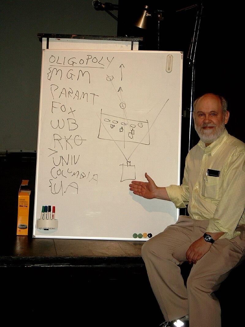 David Bordwell and a chart.jpg