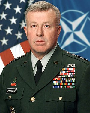 Commanding General, United States Army Europe