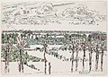 David Milne-Looking through the gap in ploegsteert wood to ploegsteert and armentieres.jpg
