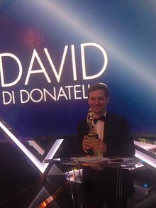 David di donatello 2014 wikipedia for David di donatello per la migliore canzone originale