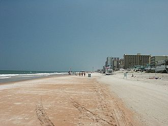 Daytona Beach and Road Course - Beach in 2006