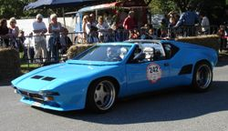 Ford Pantera Project Car For Sale