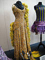"Debbie Reynolds Auction - 027 - Barbara Streisand gown with shoes and headpiece from ""Hello, Dolly!"".jpg"