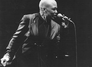 Dee Dee Bridgewater American jazz singer