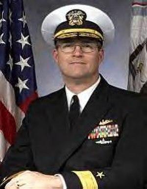 Jay A. DeLoach - Rear Admiral Jay A. DeLoach