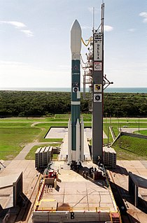 Delta II carrying MAP on Pad 17-A (KSC-01PP-1235).jpg