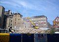 Demolition of the building at Krysiewicza street Poznan.jpg