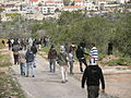Demonstration against road block, Kafr Qaddum, March 2012 6.JPG