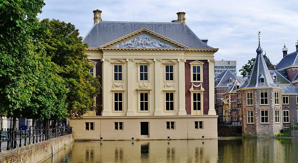 Den Haag Binnenhof Mauritshuis