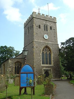 Denham, Buckinghamshire - Image: Denham Church