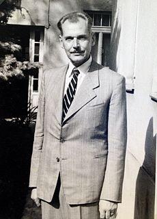 Richard Henke Austrian chemist (1900-1963)