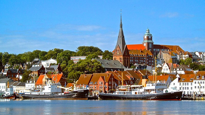 St Marien Kirche Flensburg
