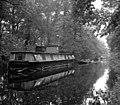 Derelict houseboats above Lock 2, Basingstoke Canal - geograph.org.uk - 674722.jpg