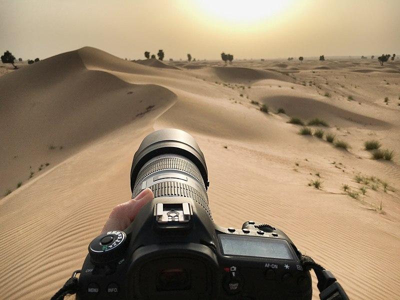 File:Desert Trekking.jpg