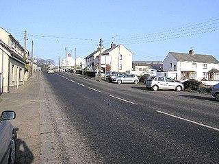 Desertmartin Human settlement in Northern Ireland