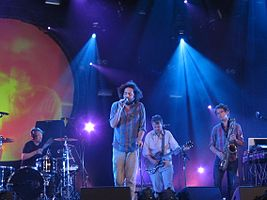 Destroyer (band), 2011.jpg